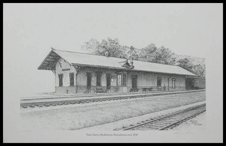 The Train Depot